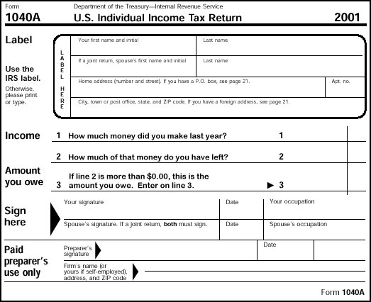 printable 1040a tax forms 2014